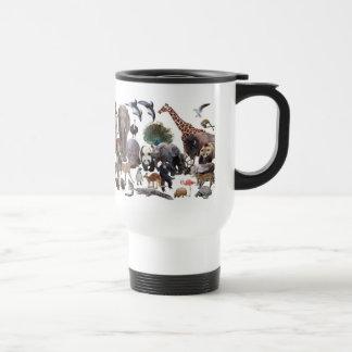 動物のマグカップ,No.04 トラベルマグ