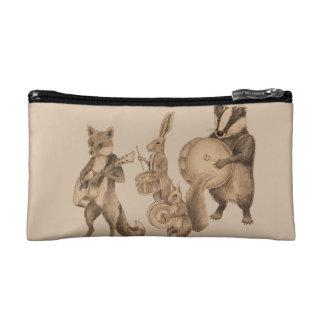 動物のマーチングバンド コスメティックバッグ