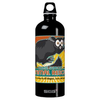 動物の救助のLemur ウォーターボトル
