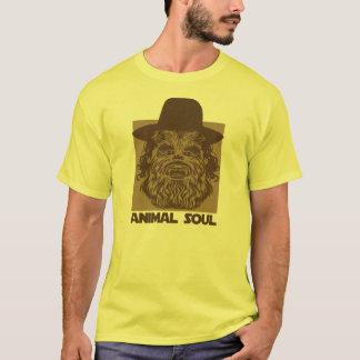 動物の精神 Tシャツ