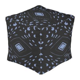 動物の装飾的なDesigner#2モダンによって立方体にされる枕 アウトドアプーフ