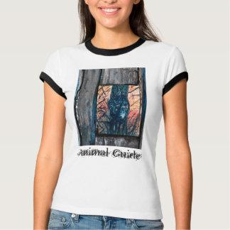 動物ガイド Tシャツ