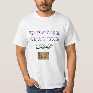 動物園か。 Tシャツ
