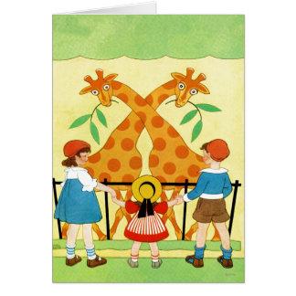動物園の日 カード