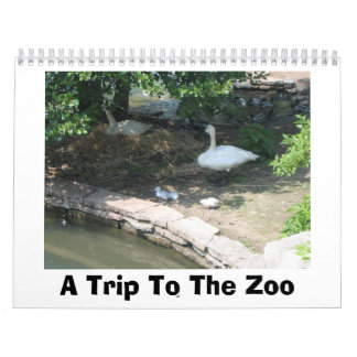 動物園への旅行 カレンダー