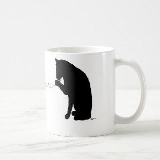 """""""動物書きます""""は コーヒーマグカップ"""