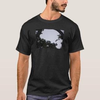 動物猿は跳びます Tシャツ