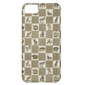 動物界 iPhone5Cケース
