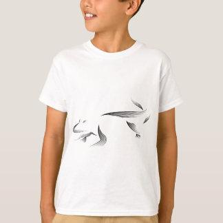 動物-わに Tシャツ
