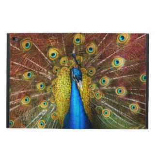 動物-鳥-誇りを持ったな孔雀 POWIS iPad AIR 2 ケース