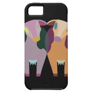 動物 iPhone SE/5/5s ケース