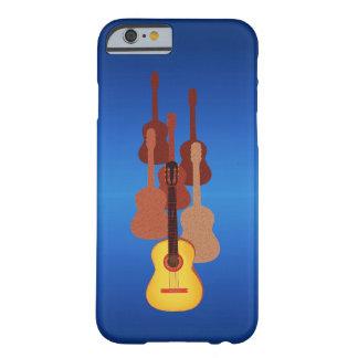 動的ギター BARELY THERE iPhone 6 ケース