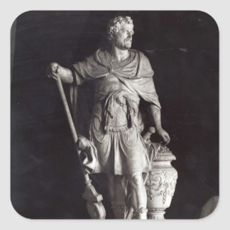 勝ち誇ったHannibal 1722年 スクエアシール