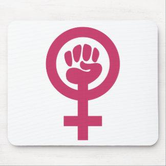 勝利のためのフェミニズム マウスパッド