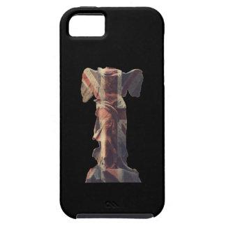 勝利のイギリスの女神 iPhone 5 CASE