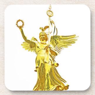 勝利のコラム(siegessaule)、ベルリン、天使白いBac コースター