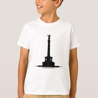 勝利のコラム Tシャツ