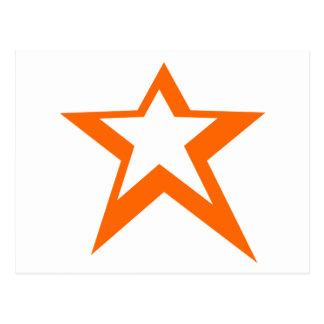 勝利の星 ポストカード