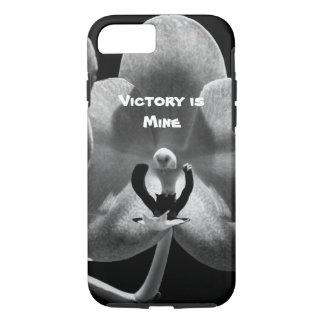 勝利は鉱山の蘭です iPhone 7ケース