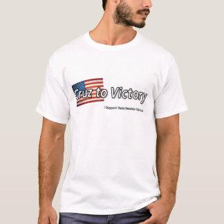 勝利へのCruz Tシャツ