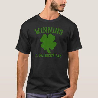 勝利セントパトリックの日 Tシャツ