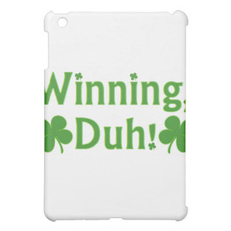 勝利チャーリー・シーン iPad MINIケース