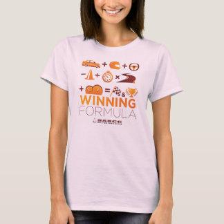 勝利方式-人、女性、子供のワイシャツ Tシャツ