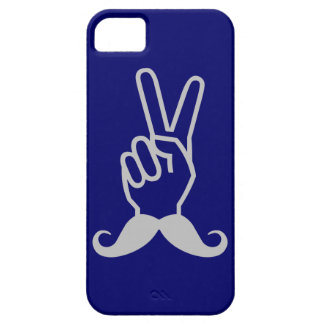 勝利髭カスタムな色のiPhoneの場合 iPhone 5 Cover