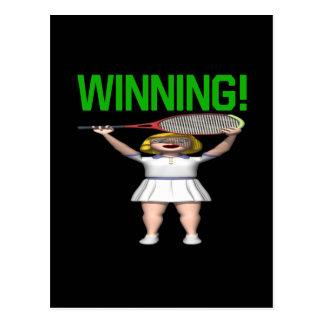 勝利 ポストカード