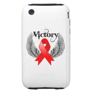 勝利 翼 - 血 蟹座 iPhone 3 TOUGH ケース