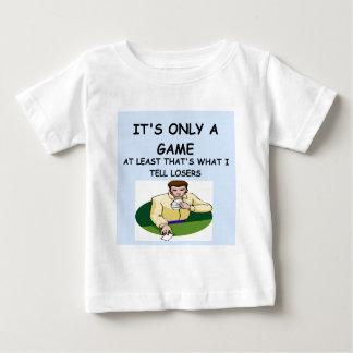 勝者のための冗談! ベビーTシャツ