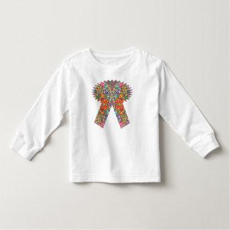 勝者のリボン賞の報酬の成功 トドラーTシャツ