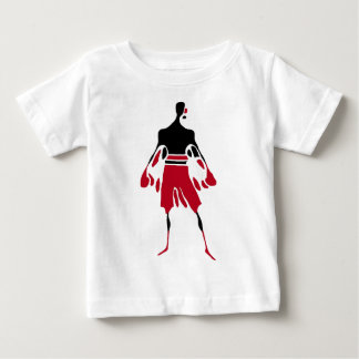 勝者は勝利の精神を具現化します ベビーTシャツ