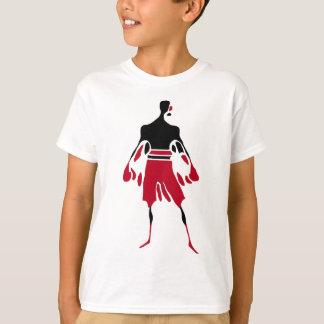 勝者は勝利の精神を具現化します Tシャツ