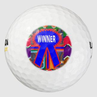 勝者12のパックウイルソン超500はゴルフ・ボールを遠のけます ゴルフボール