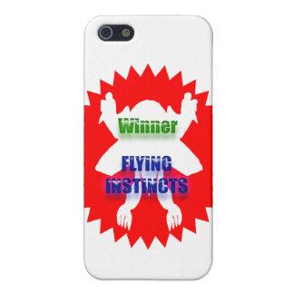 勝者-飛行本能 iPhone 5 COVER