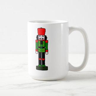 勤務中のくるみ割り コーヒーマグカップ