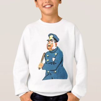 勤務中の役人 スウェットシャツ