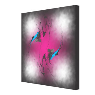 勧誘のモダンな抽象美術 キャンバスプリント