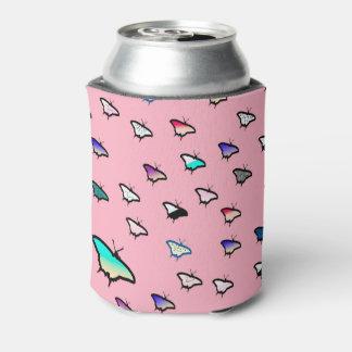勾配の蝶はビール/袖/クーラーを飾ります 缶クーラー