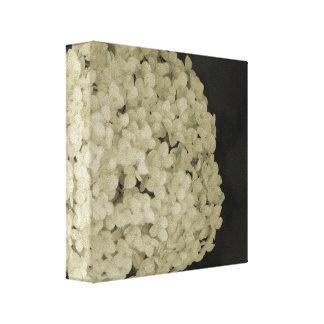 包まれたなキャンバスの花の写真撮影のプリントのアートワーク キャンバスプリント