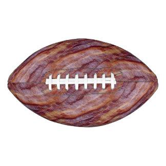 包まれたなベーコン アメリカンフットボール