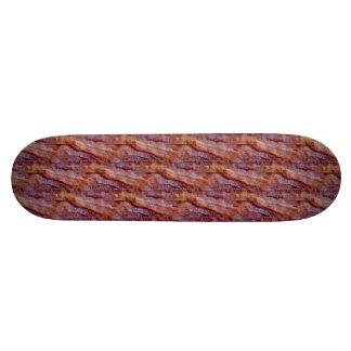 包まれたなベーコン カスタムスケートボード