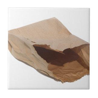 包装紙のバッグ タイル