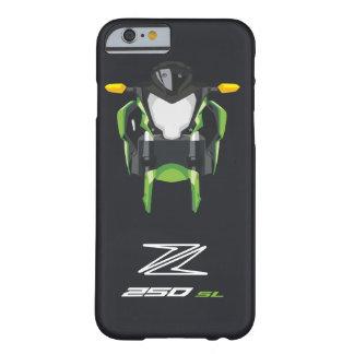 包装Z250SLの緑 BARELY THERE iPhone 6 ケース