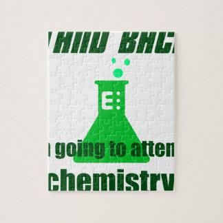 化学の試み ジグソーパズル