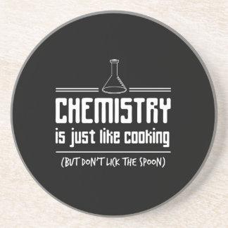 化学は調理しています コースター
