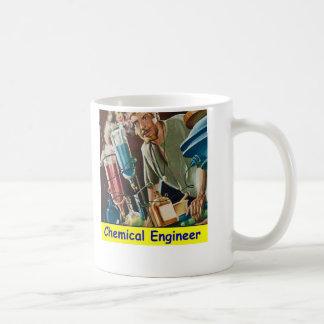 化学エンジニア コーヒーマグカップ