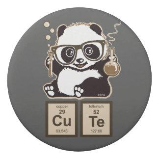 化学パンダによって発見されるかわいい 消しゴム