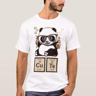 化学パンダによって発見されるかわいい Tシャツ